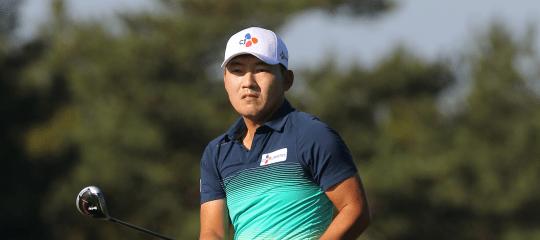Sung Kang, CJ Logistics America, PGA