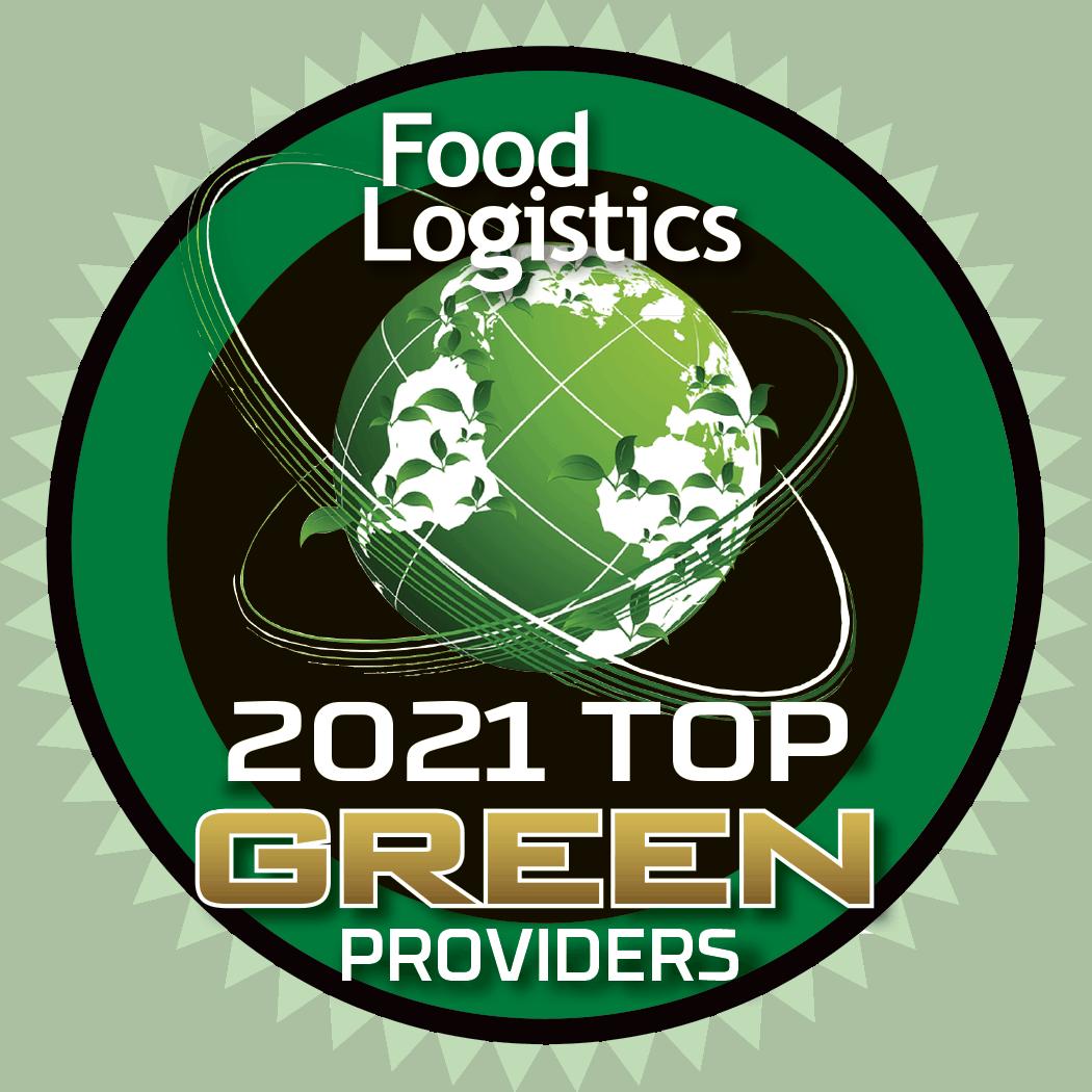 food logistics, top green provider, cj logistics, cj logistics america