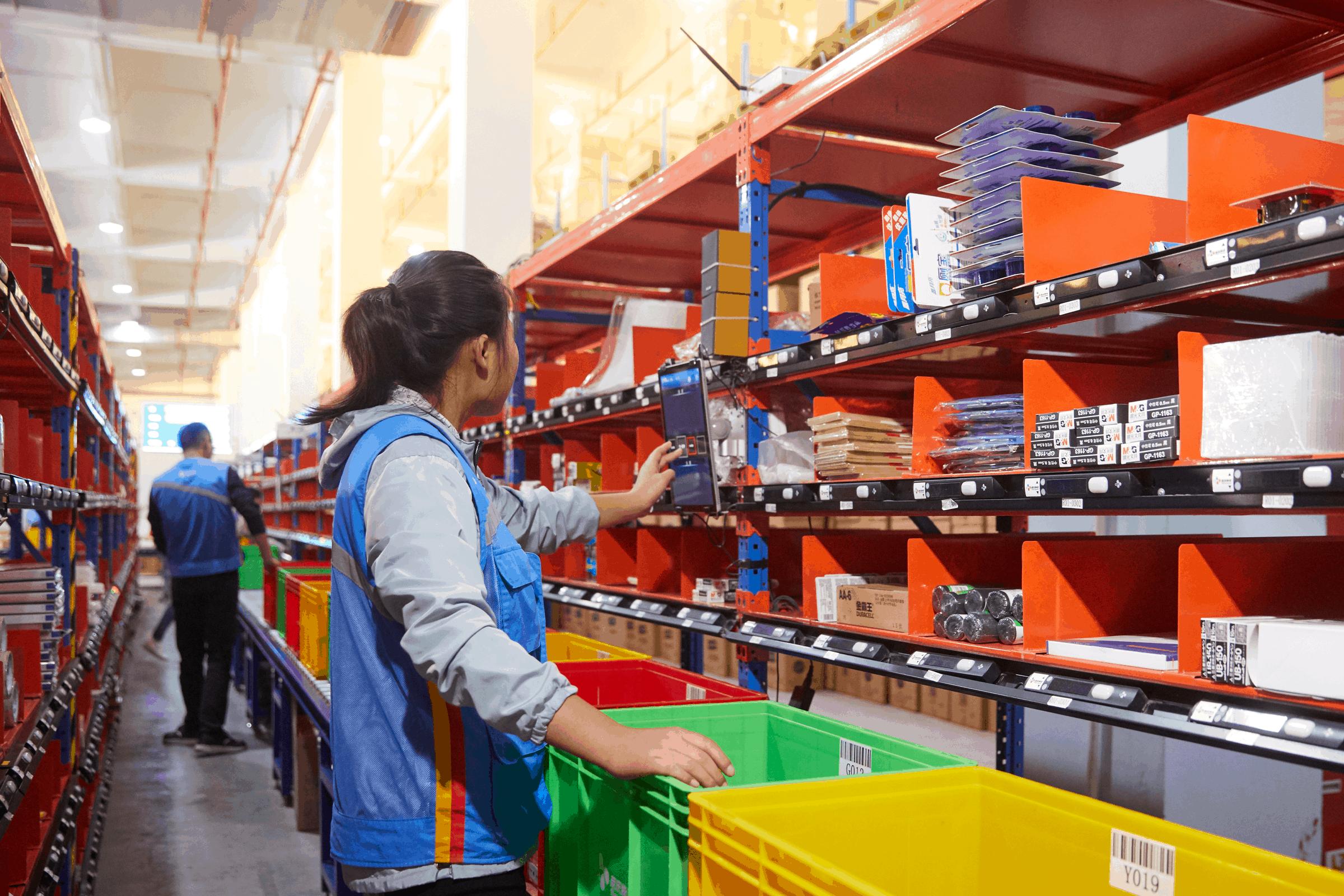 CJ Logistics America supply chain resilience