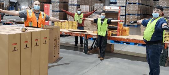 cj logistics america, supply chain, supply chain professionals appreciation, warehouse management