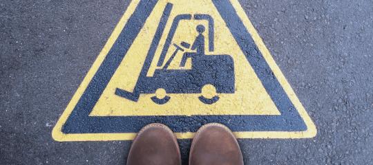 forklift safety, cj logistics, cj logistics america
