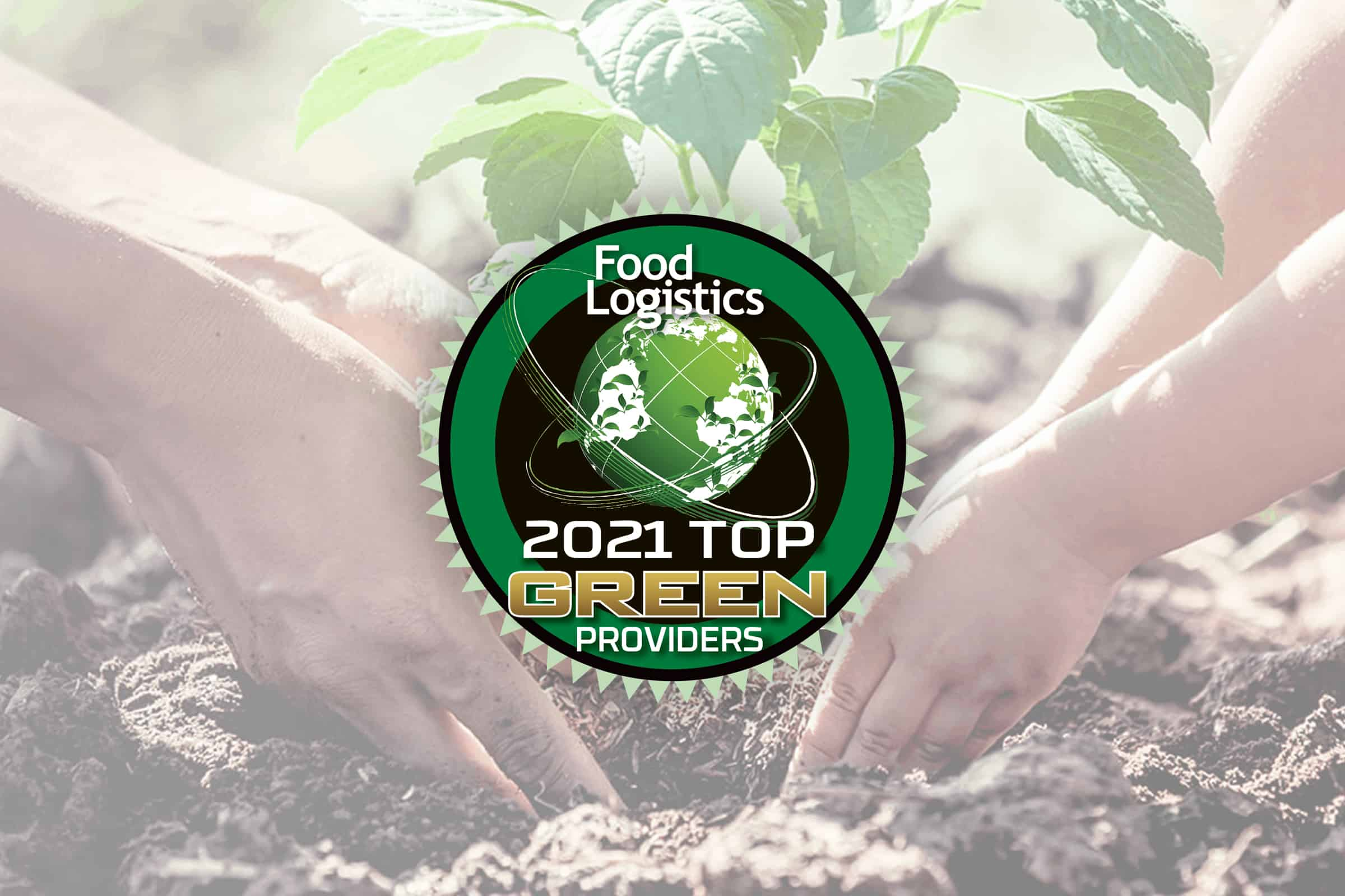 top green provider, cj logistics america, cj logistics, supply chain sustainability