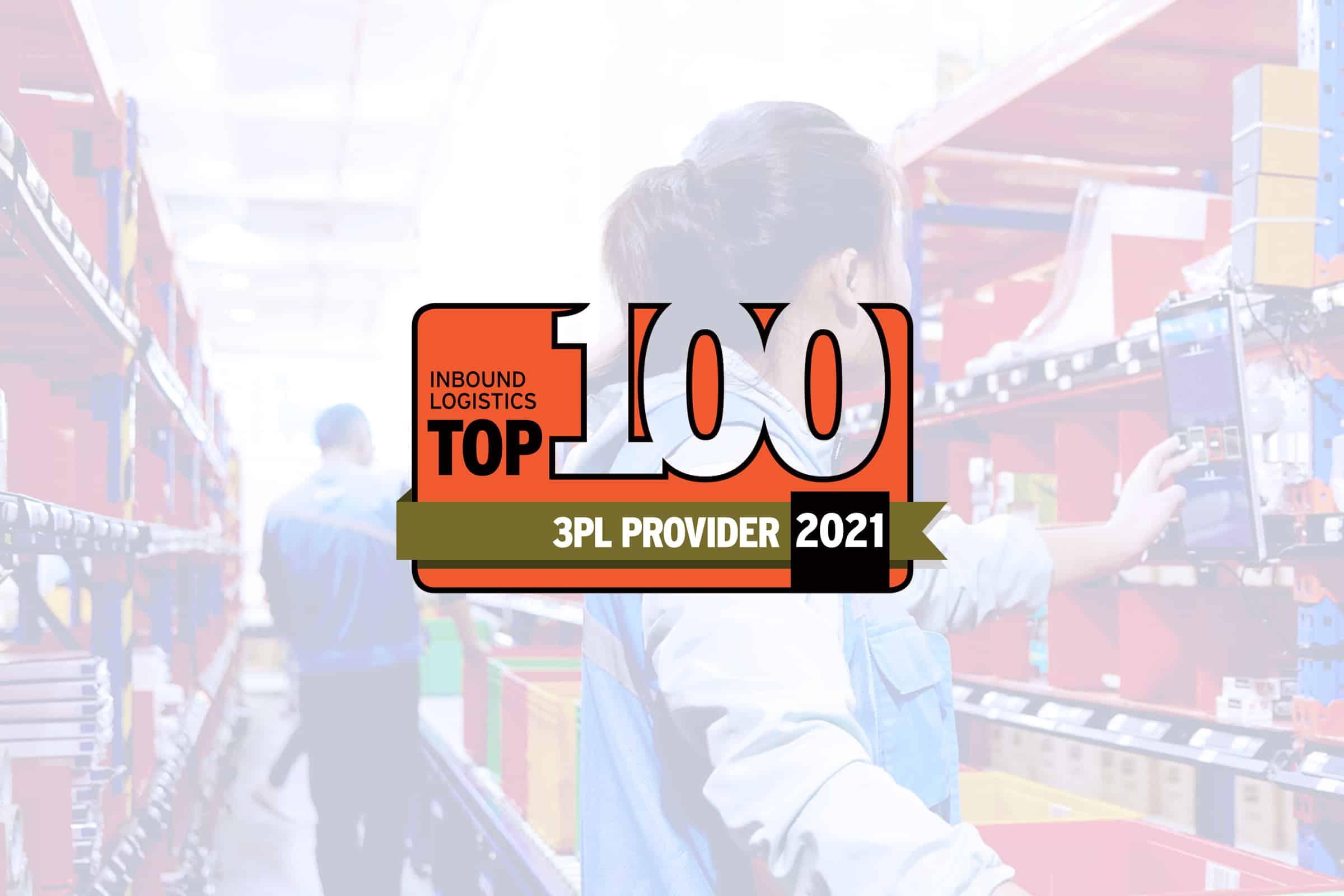 cj logistics america, top 100 3pl, 3pl, cj logistics