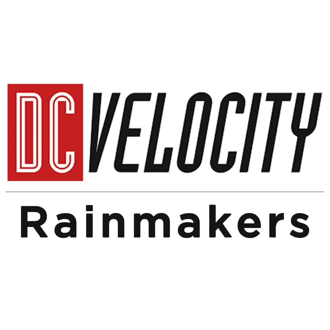 cj logistics america, dc velocity, rainmakers