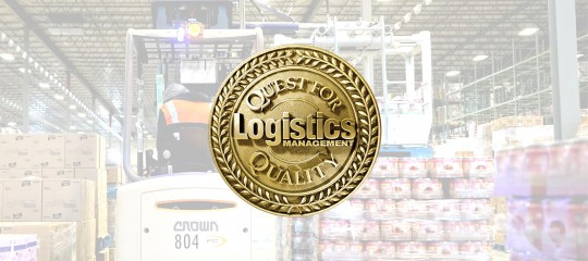cj logistics america, 3pl, quest for quality, warehouse management, supply chain