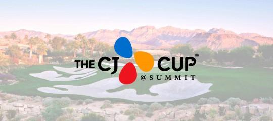 cj cup, summit club, cj logistics america, 3pl, pga