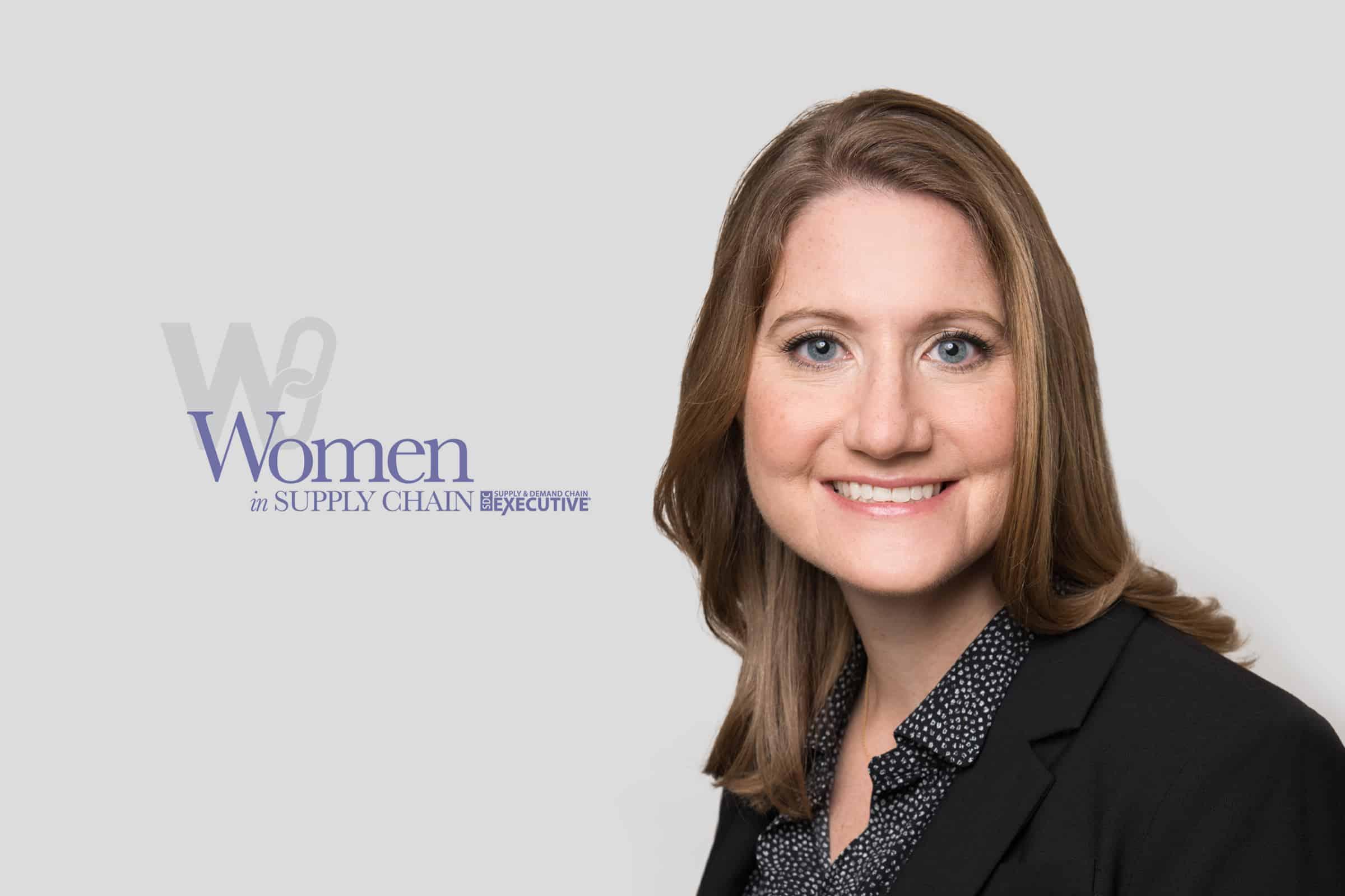 laura adams, cj logistics america, women in supply chain, sdce